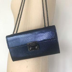 [Henri Bendel] Waldorf Wallet on a Chain